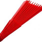 Складной ручной веер Maestral в бумажной коробке, красный, арт. 019069803