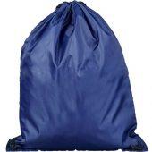 Рюкзак Oriole на молнии со шнурком, темно-синий, арт. 019016303