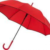 Ветрозащитный автоматический цветной зонт Kaia 23, красный, арт. 019013903