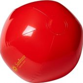 Мяч пляжный надувной Bahamas, красный, арт. 019064503