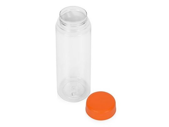 Бутылка для воды Candy, PET, оранжевый, арт. 019012403
