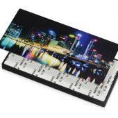 Портативное зарядное устройство Render с полноцветной, 5000 mAh, черный, арт. 019012103