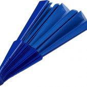 Складной ручной веер Maestral в бумажной коробке, ярко-синий, арт. 019070003