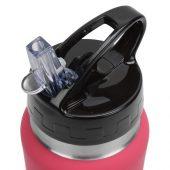 Бутылка спортивная Коста-Рика 600мл, фукия, арт. 019110803