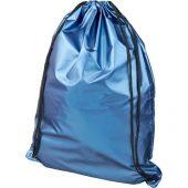 Блестящий рюкзак со шнурком Oriole, светло-синий, арт. 019015603