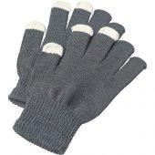 Сенсорные перчатки Billy, темно-серый, арт. 019065903
