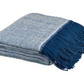 Плед елочка Haven, темно-синий, арт. 018955403