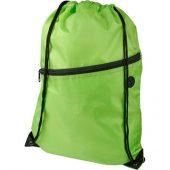 Рюкзак Oriole на молнии со шнурком, лайм, арт. 019016603
