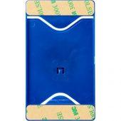 Держатель для мобильного телефона Purse с бумажником, ярко-синий, арт. 019045503