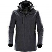 Куртка-трансформер мужская Avalanche темно-серая, размер XXL
