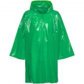Дождевик-плащ CloudTime, зеленый