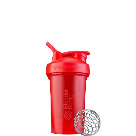 Спортивный шейкер Classic V2 Full Color, красный
