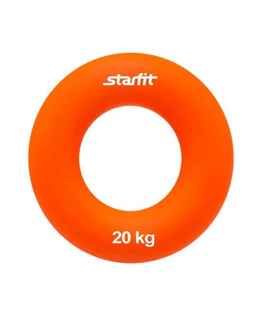 Эспандер кистевой Ring, оранжевый