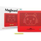 Магнитный планшет для рисования Magboard, красный, арт. 019186203