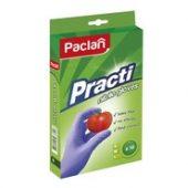 Перчатки Paclan нитриловые 10 штук размер M