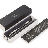 Ручка шариковая Parker Vector Standard K01 Black CT, черный, арт. 019183903