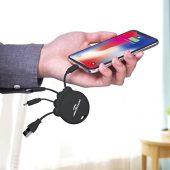 Портативное зарядное устройство Octopus Booster, 1000 mAh, черный, арт. 019184903