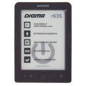 Электронная книга Digma R63S, темно-серая
