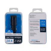 VA4223 B00 RU автомобильное ЗУ (2 USB /3.4 A) черный, арт. 019455403