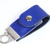 USB-флешка на 64 ГБ в виде брелка, синий (64Gb), арт. 019436303