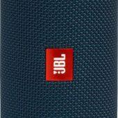 Беспроводная колонка JBL Flip 5, синяя