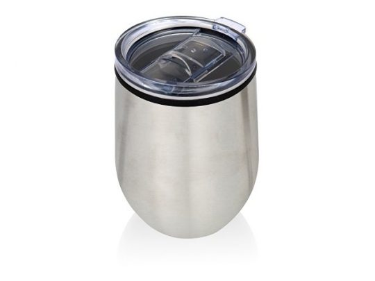 Термокружка Pot 330мл, серебристый, арт. 019544203