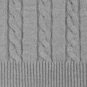 Плед Heat Trick, светло-серый меланж