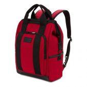 Рюкзак SWISSGEAR 16,5 Doctor Bags, красный/черный, полиэстер 900D/ПВХ, 29 x 17 x 41 см, 20 л, арт. 019677903