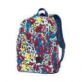 """Рюкзак Crango WENGER 16"""", цветной с леопардовым принтом, полиэстер, 31x17x46 см, 24 л, арт. 019677303"""