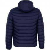Куртка с подогревом Thermalli Chamonix темно-синяя, размер M
