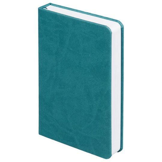 Ежедневник Basis mini, недатированный, цвет морской волны