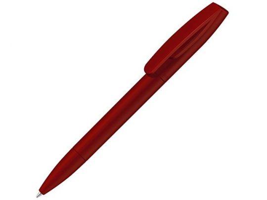 Шариковая ручка из пластика Coral, красный, арт. 019765503