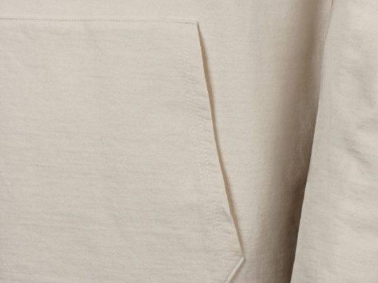 Толстовка с капюшоном мужская Pure, натуральный (XL), арт. 019751603