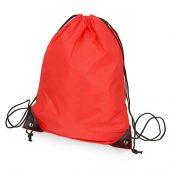 Мешок Reviver из переработанного пластика, красный, арт. 020058803