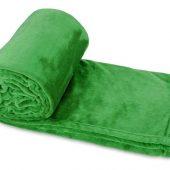 Плед Тедди, зеленый, арт. 019982203