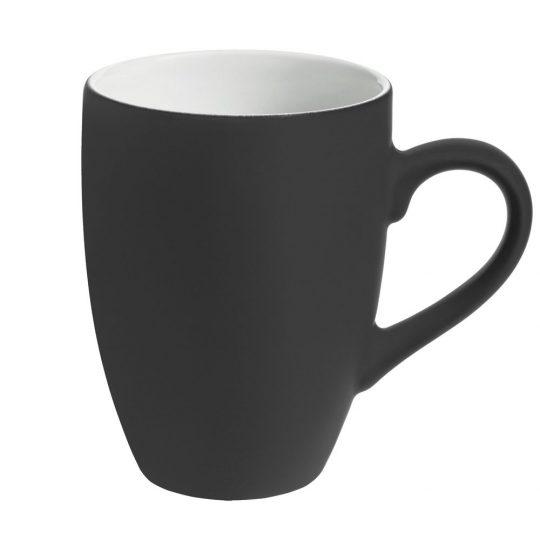 Кружка «Нет слов» c покрытием софт-тач