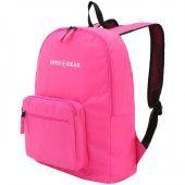 Рюкзак складной Swissgear, розовый