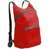 Складной рюкзак Barcelona, красный
