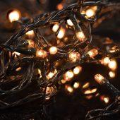 Гирлянда illumiNation Mini, с лампами накаливания, теплый свет
