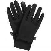 Перчатки Knitted Touch черные, размер XXL