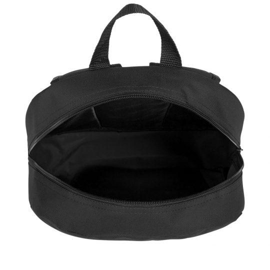 Рюкзак «Улыбаемся и машем», черный