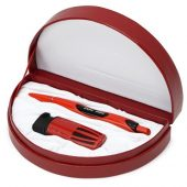 Набор Duke Формула 1: ручка шариковая, зажигалка в коробке, арт. 020592503