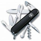 Офицерский нож CLIMBER 91, черный