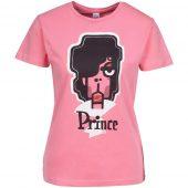 Футболка женская «Меламед. Prince», розовая, размер S