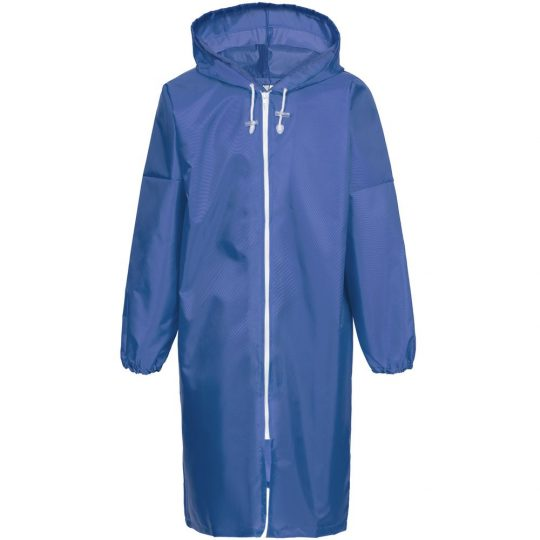 Дождевик «Смываемся», ярко-синий, размер XXL