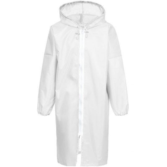 Дождевик «Во всем белом», белый, размер S