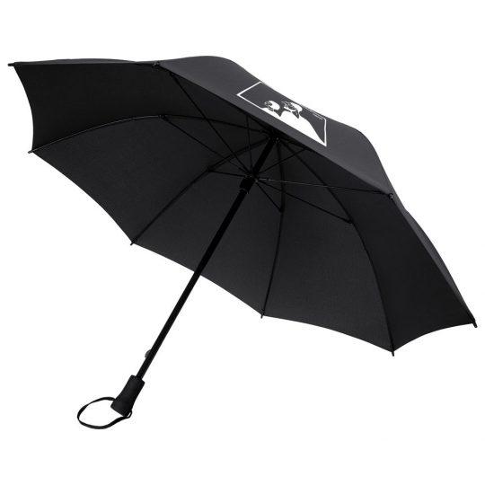 Зонт-трость «Леон», черный