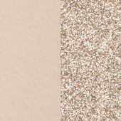 Двусторонняя кожаная вставка для браслета 25 мм, арт. 020134603