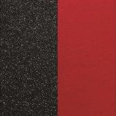 Двусторонняя кожаная вставка для браслета 40 мм, арт. 020135103