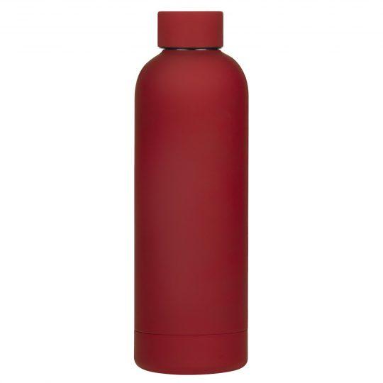 Термобутылка вакуумная герметичная, Prima, 500 ml, красная